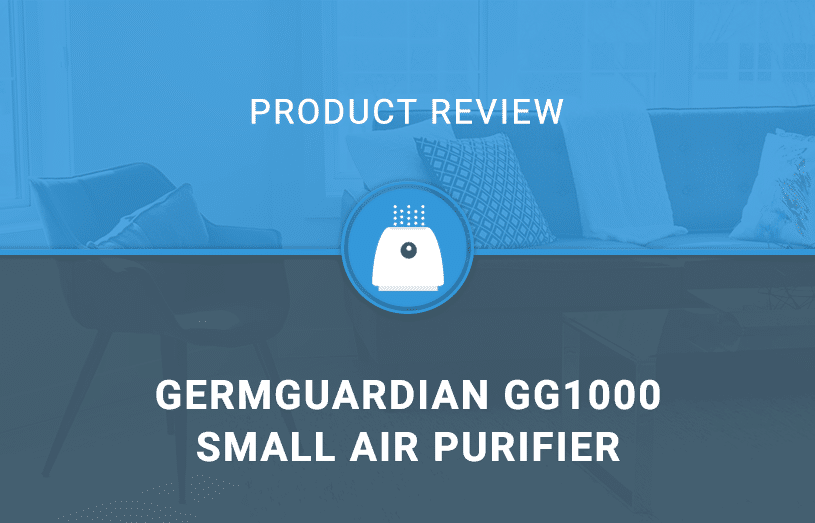 GermGuardian GG1000 Small Air Purifier