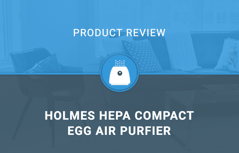 Holmes HEPA Compact Egg Air Purfier