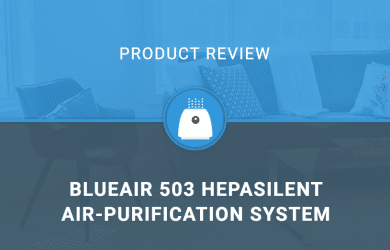 Blueair 503 HepaSilent Air-Purification System