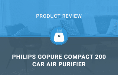 PHILIPS GoPure Compact 200 Car Air Purifier