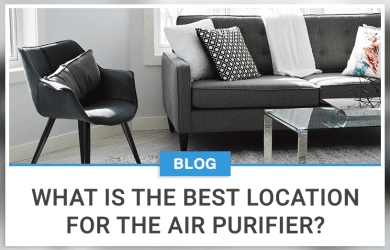What Is The Best Location For The Air Purifier