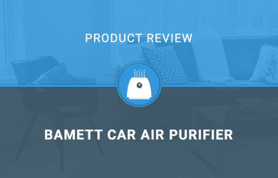 bamett Car Air Purifier