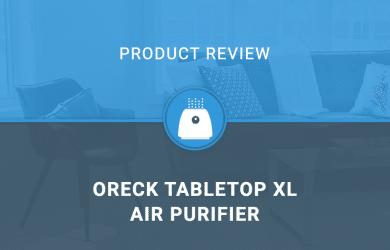 Oreck Tabletop XL Air Purifier