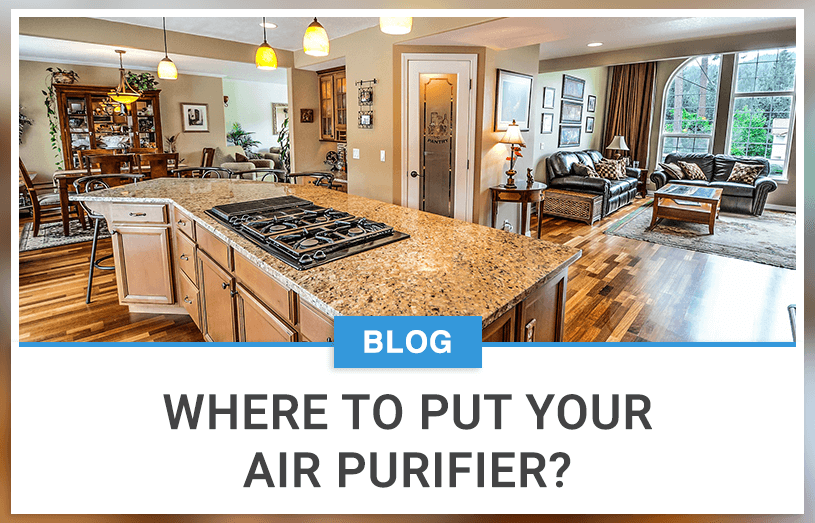 Where To Put Your Air Purifier