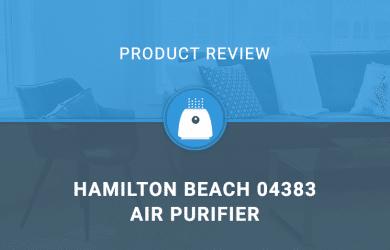 Hamilton Beach 04383 Air Purifier