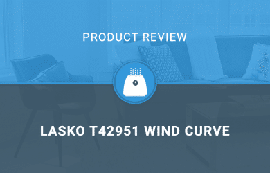 Lasko T42951 Wind Curve