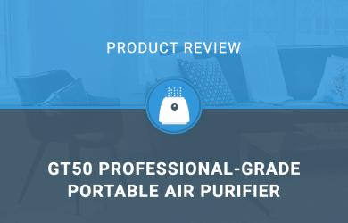 GT50 Professional-Grade Portable Advanced Air Purifier