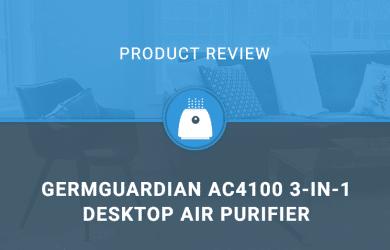 GermGuardian AC4100 3-in-1 Desktop Air Purifier