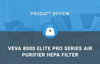 VEVA 8000 Elite Pro Series Air Purifier HEPA Filter