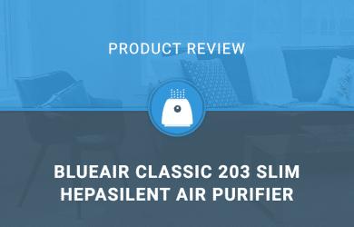 Blueair Classic 203 Slim HEPASilent Air Purification System