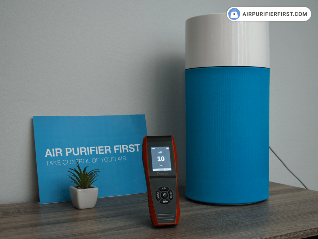 Blueair Blue Pure 411 Performance Test