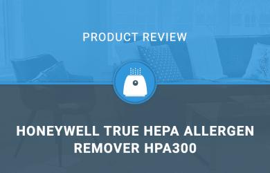 Honeywell True HEPA Allergen Remover HPA300