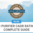 Air Purifier Cadr Ratings Complete Guide