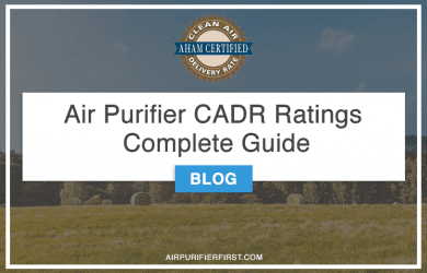 CADR Ratings Complete Guide