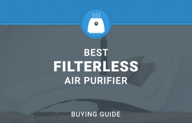 best filterless air purifier