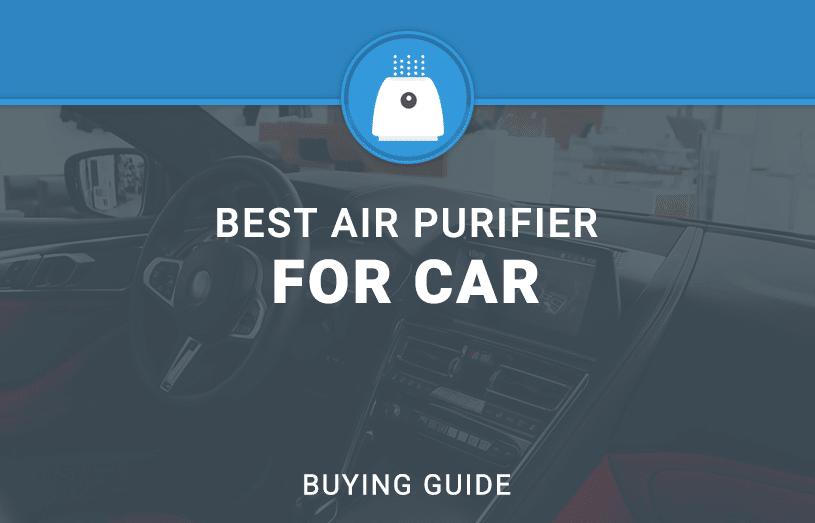 Best air Purifier FOR CAR