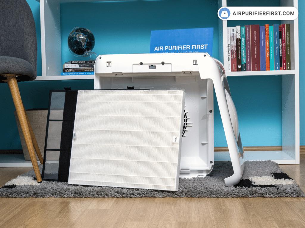 Coway AP-1512HH Air Purifier - Filtration