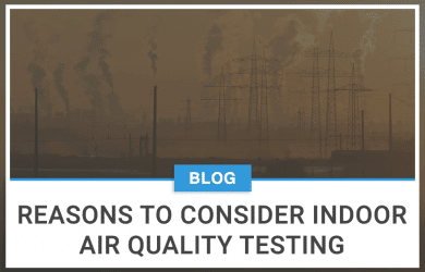 Reasons To Consider Indoor Air Quality Testing