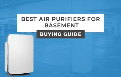 Basement Air Purifier