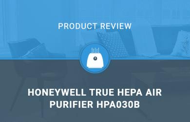 Honeywell True Hepa Air Purifier HPA030B