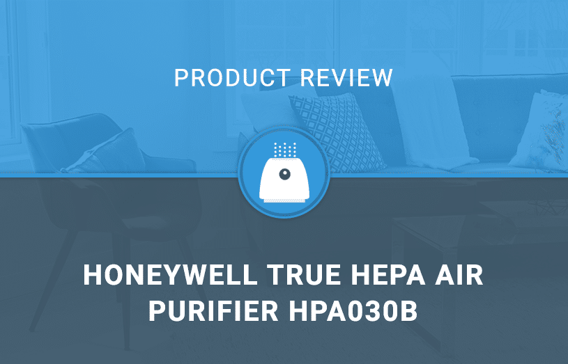 Honeywell True Hepa Air Purifier HPA030B