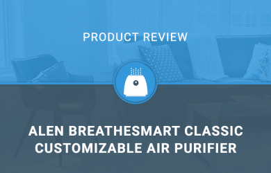 Alen BreatheSmart Classic Customizable Air Purifier