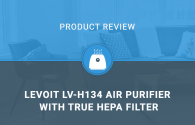 LEVOIT LV-H134 Air Purifier with True HEPA Filter