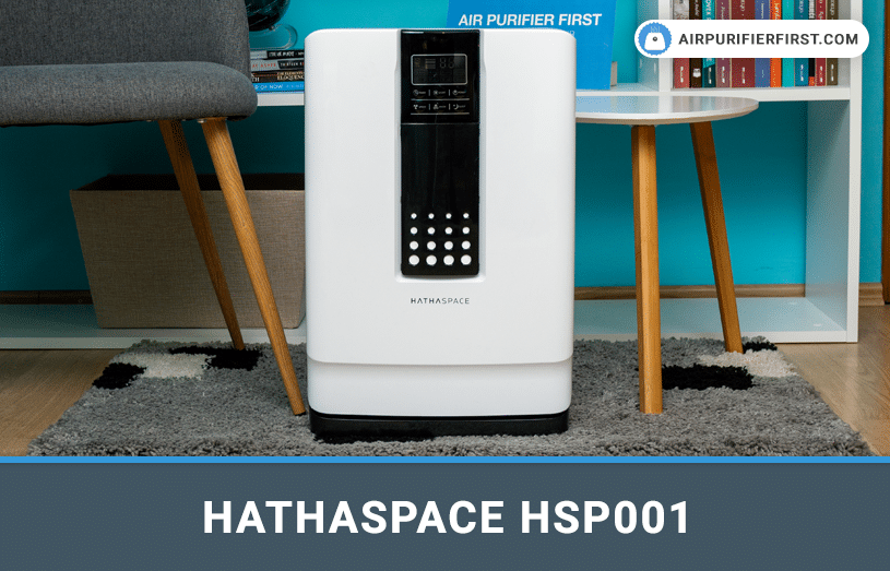 Hathaspace HSP001 Featured Image - Air Purifier First