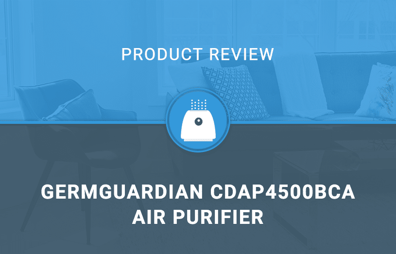 GermGuardian CDAP4500BCA Air Purifier