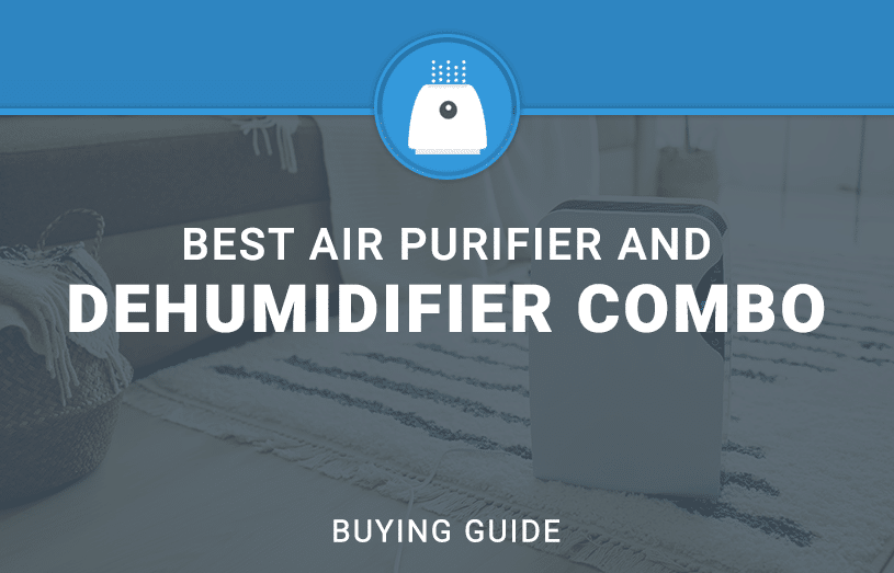 Best air purifier and dehumidifier combo