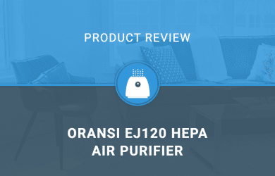 Oransi EJ120 HEPA Air Purifier