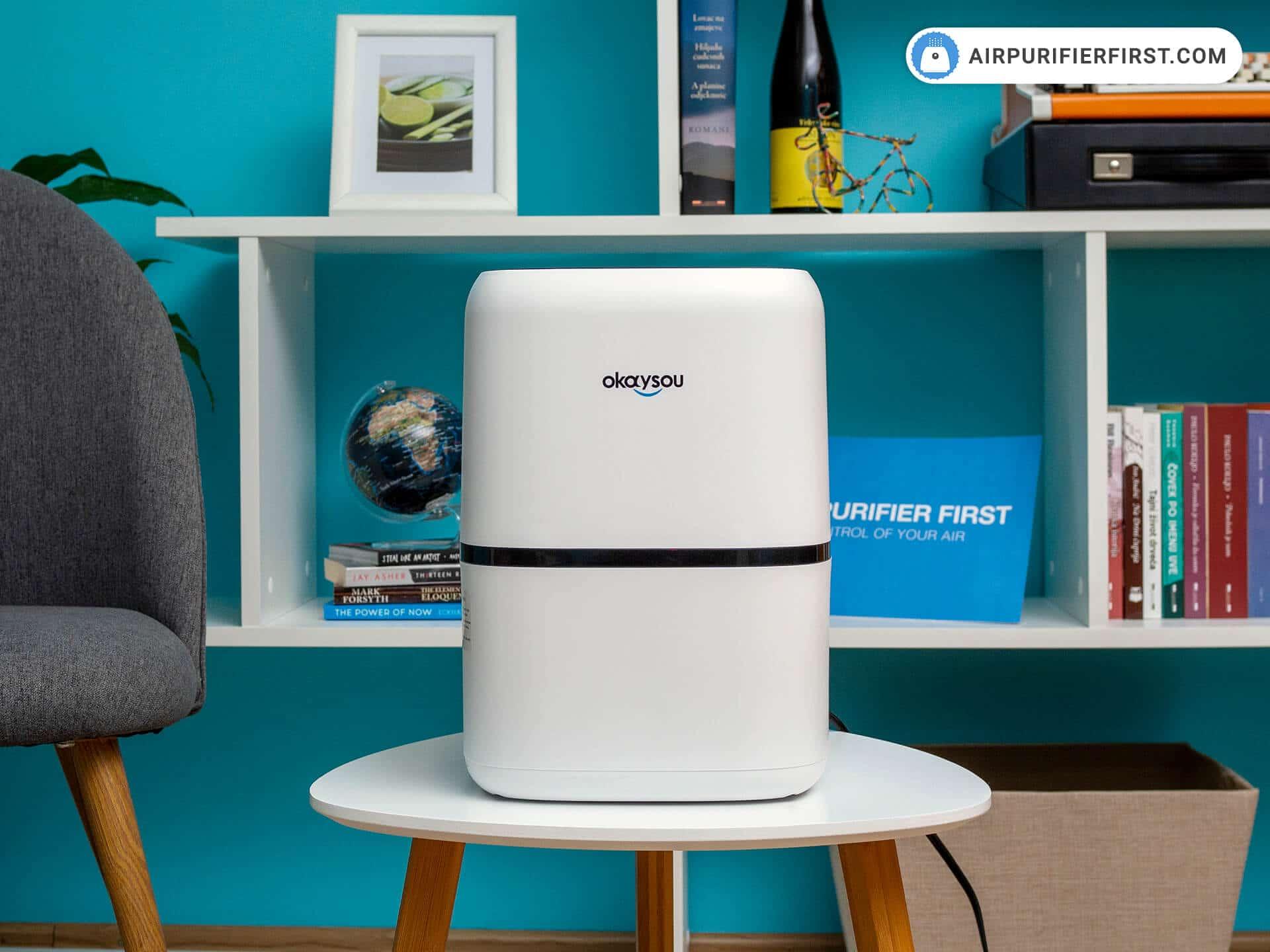Okaysou AirMic4S Air Purifier