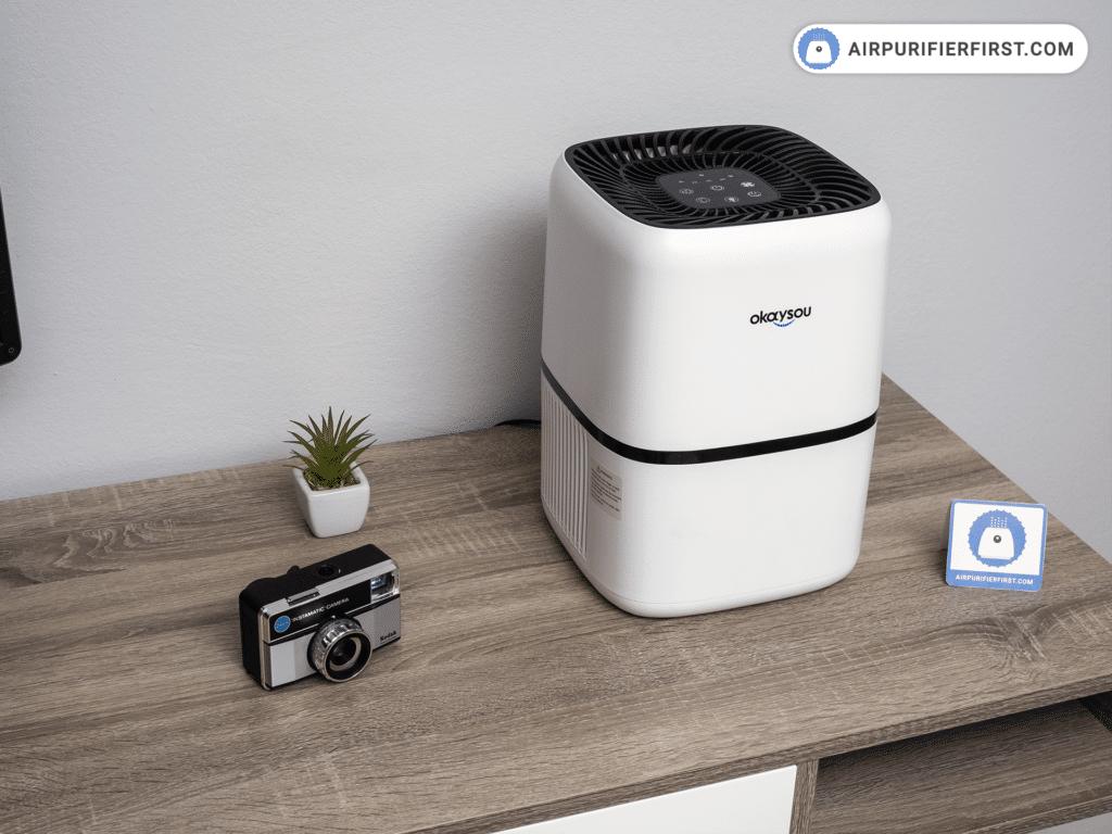 Okaysou AirMic4S Air Purifier Review