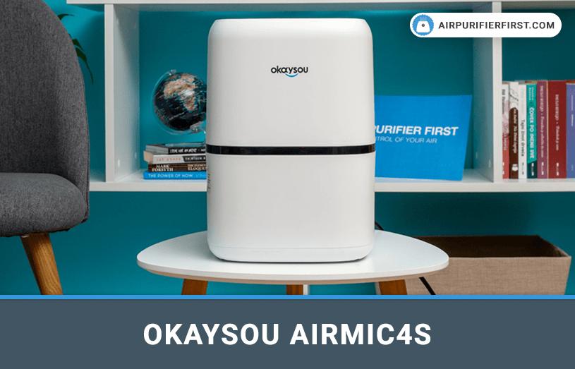 Okaysou AirMic4S Air Purifiar Review