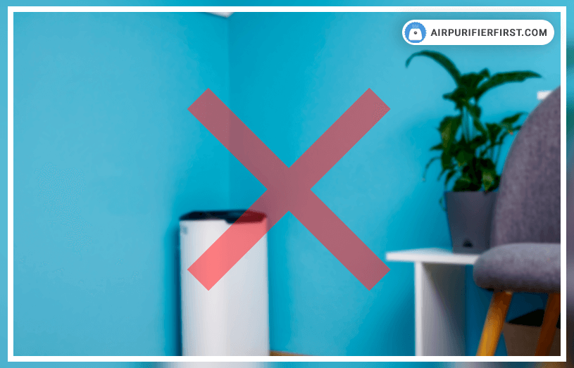 Where should I place my air purifier location guide