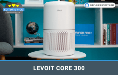 Levoit Core 300 Air Purifier Review