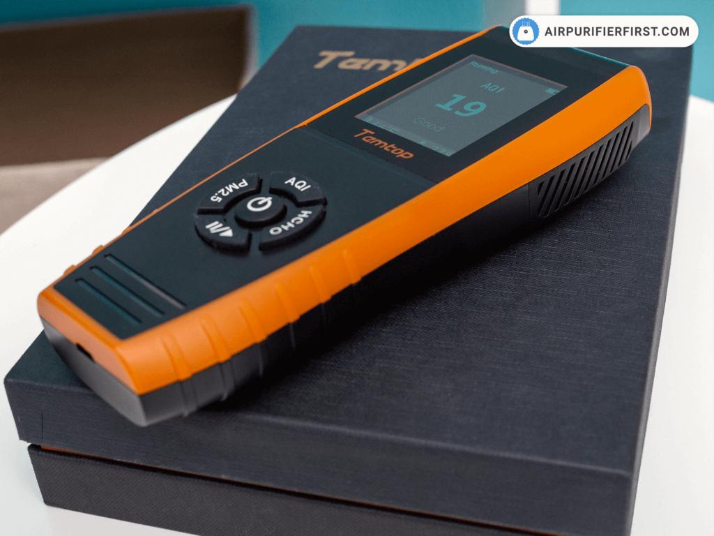 Temtop LKC-1000S Air Quality Monitor