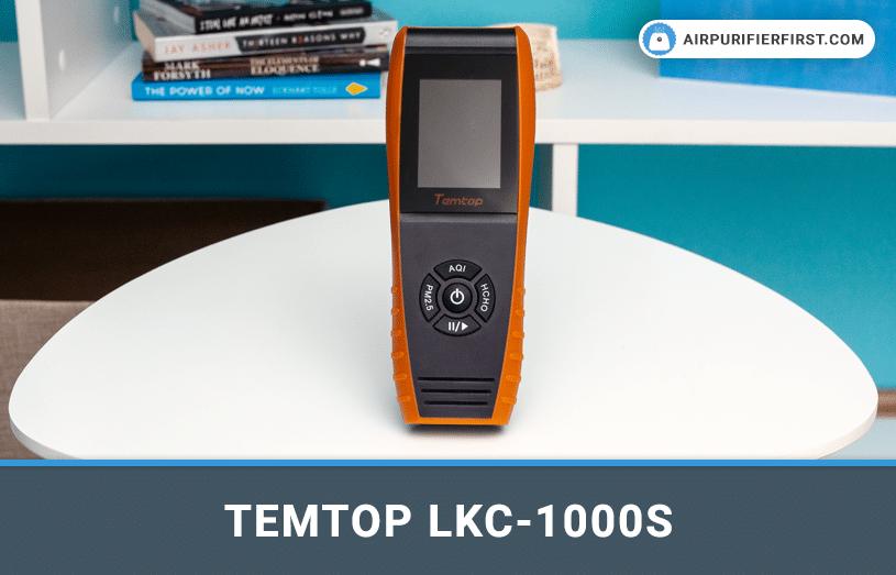 Temtop LKC-1000S - Air Quality Monitor