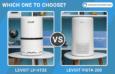 Levoit LV-H132 vs Levoit Vista 200 - Comparison