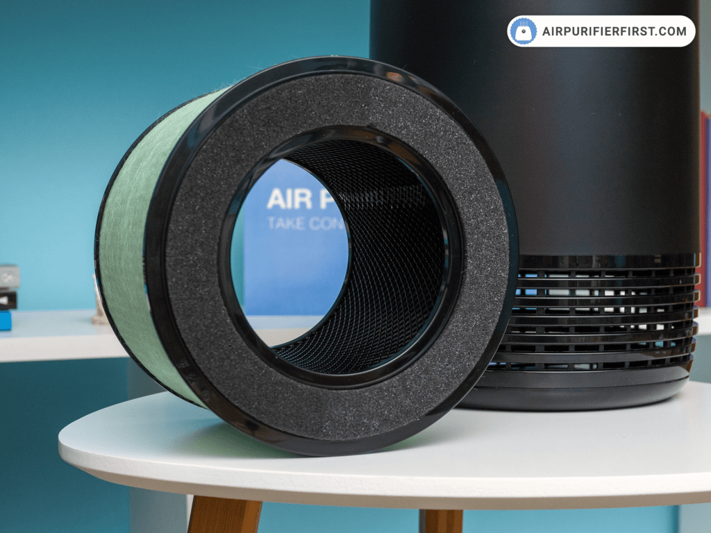 PARTU BS-08 Air Purifier HEPA Filter