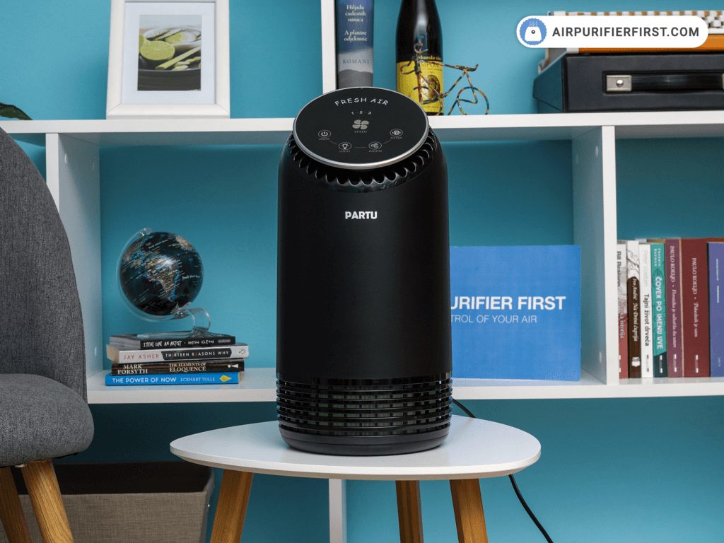 PARTU BS-08 - Air Purifier Review