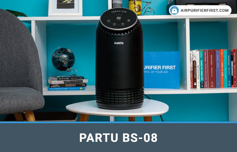 PARTU BS-08 Air Purifier Review