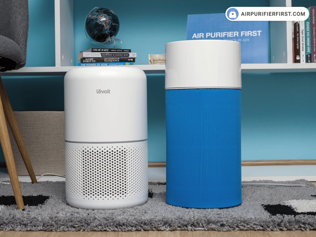 Levoit Core 300 Vs Blueair 411 - Air Purifiers Comparison.