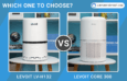 Levoit LV-H132 vs. Levoit Core 300 - Comparison