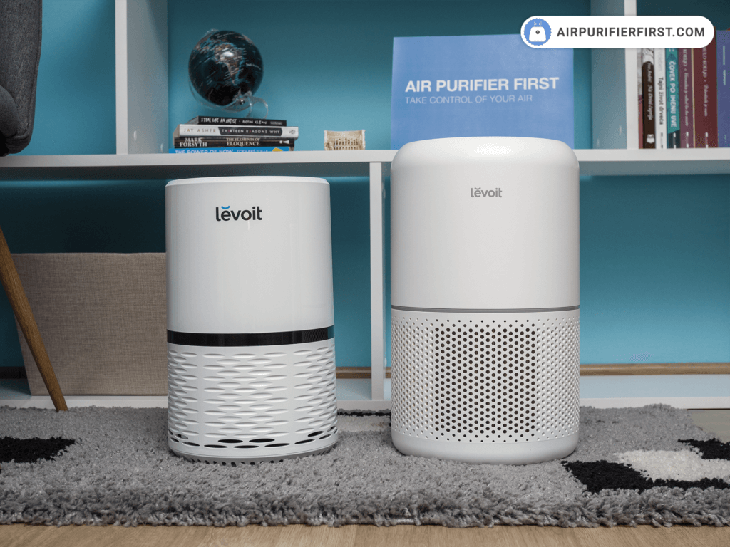 Levoit LV-H132 vs. Levoit Core 300 - Air Purifiers Comparison.