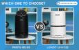 Levoit LV-H132 vs. PARTU BS-08 - Comparison
