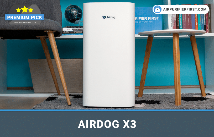 Airdog X3 Air Purifier Review