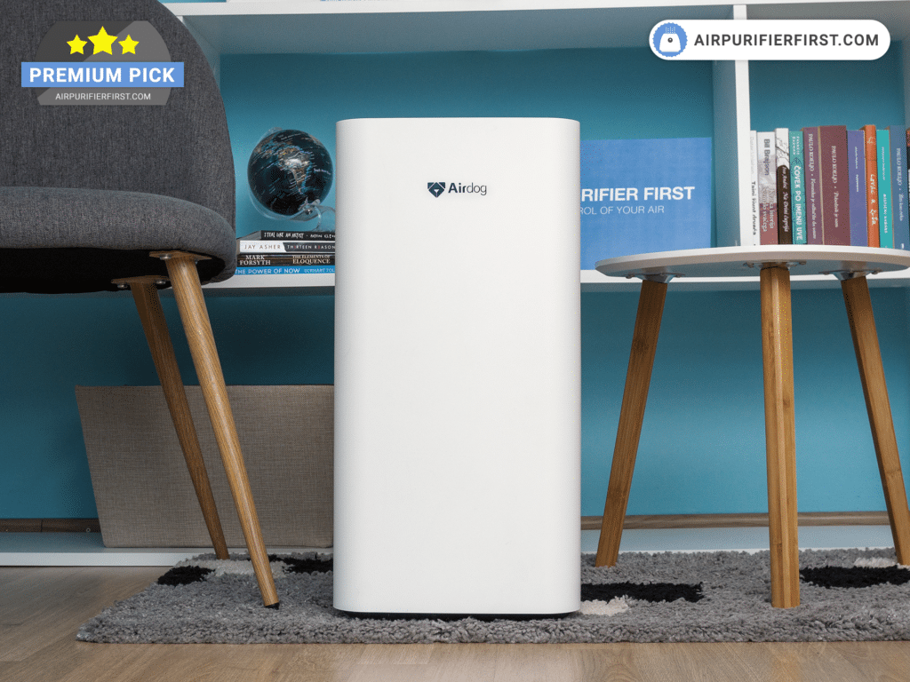 Airdog X3 - Washable Filters Air Purifier - Review