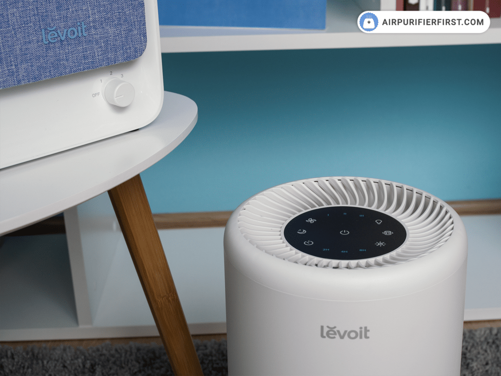 Levoit LV-H126 Vs Levoit Vista 200 - Controls