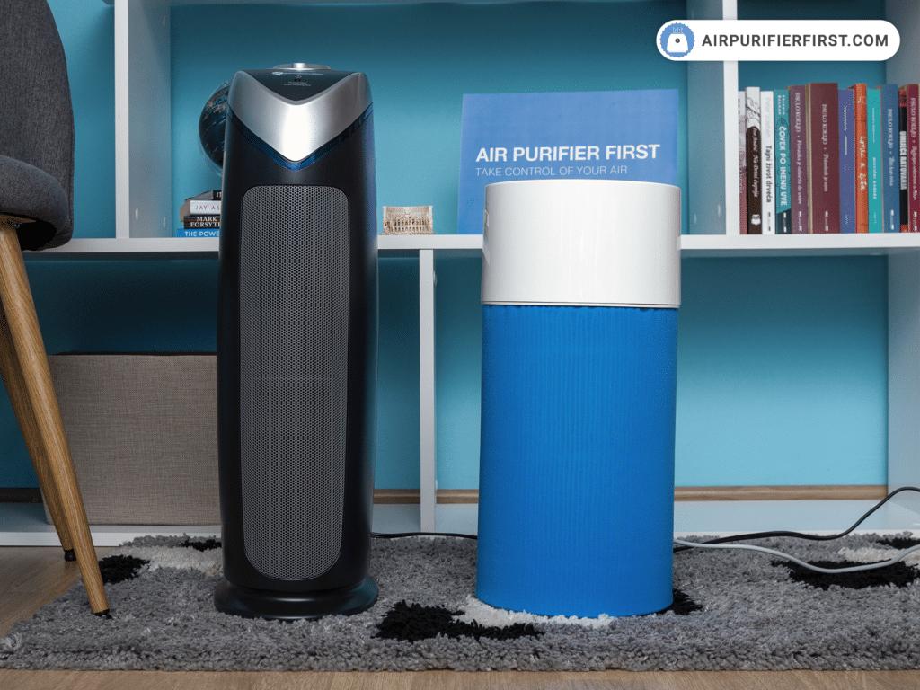 GermGuardian AC4825 Vs Blue Pure 411 - Review comparison